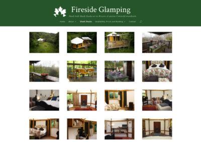 Fireside Glamping - Sheek Shacks