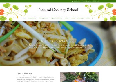 Natural Cookery School