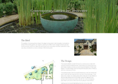 Andrew Jordan Garden Design - Portfolio item